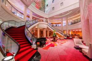 Queen Mary Atrium