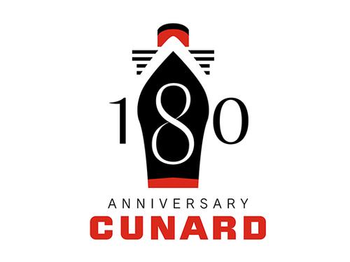 180 ans de Cunard - Célébrez avec nous !